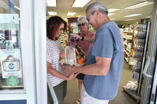 """Branford, Connecticut - Wednesday, August 14, 2019: Owned by Karen W. Ragonese and founded by her father William Ward, Towne Pharmacy of Branford closes for good Wednesday after 54 years of serving the residents in the greater Branford area. The Towne Pharmacy Durable Medical Equipment business, owned by Vincent Ragonese, will be housed in the same location under the same management but with the new name """"Down-Towne Medical Equipment"""". All current files and prescription records will be transferred to CVS Pharmacy on Short Beach Road in Branford. The pharmacy employed 14 people."""