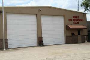 Humble Fire Station No. 2 is located on 502 Wilson Rd.
