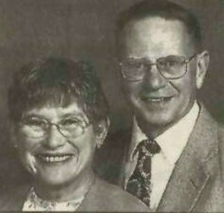 The Rev. and Mrs. Robert Snyder