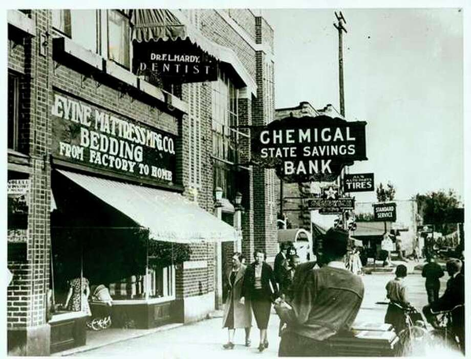 """Thursday, Aug. 15: """"The 1937 Attempted Robbery of Chemical Bank"""" will be presented at the Doan History Center, 3417 W Main St., Midland."""