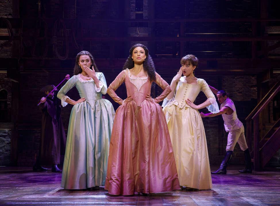 Julia K. Harriman, Sabrina Sloan, Isa Briones appear in the production of