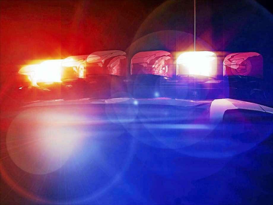 Police lights Photo: File Photo
