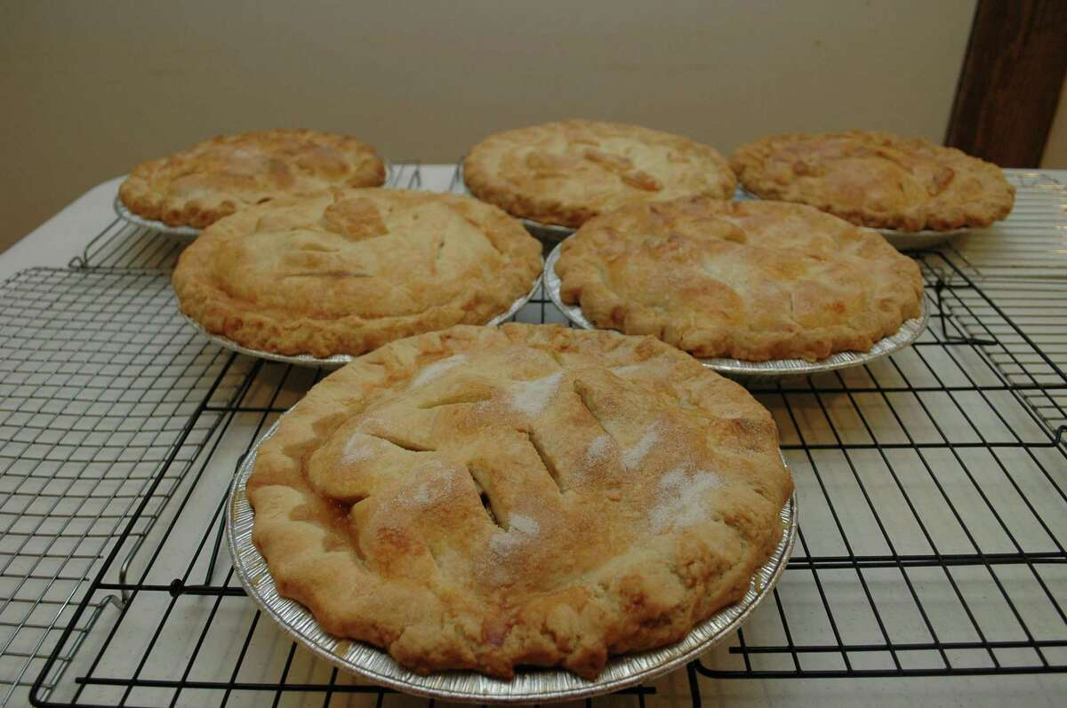 Wilton's Cannon Grange Fair will feature two pie contests: apple and pecan on Aug. 25, 2019.
