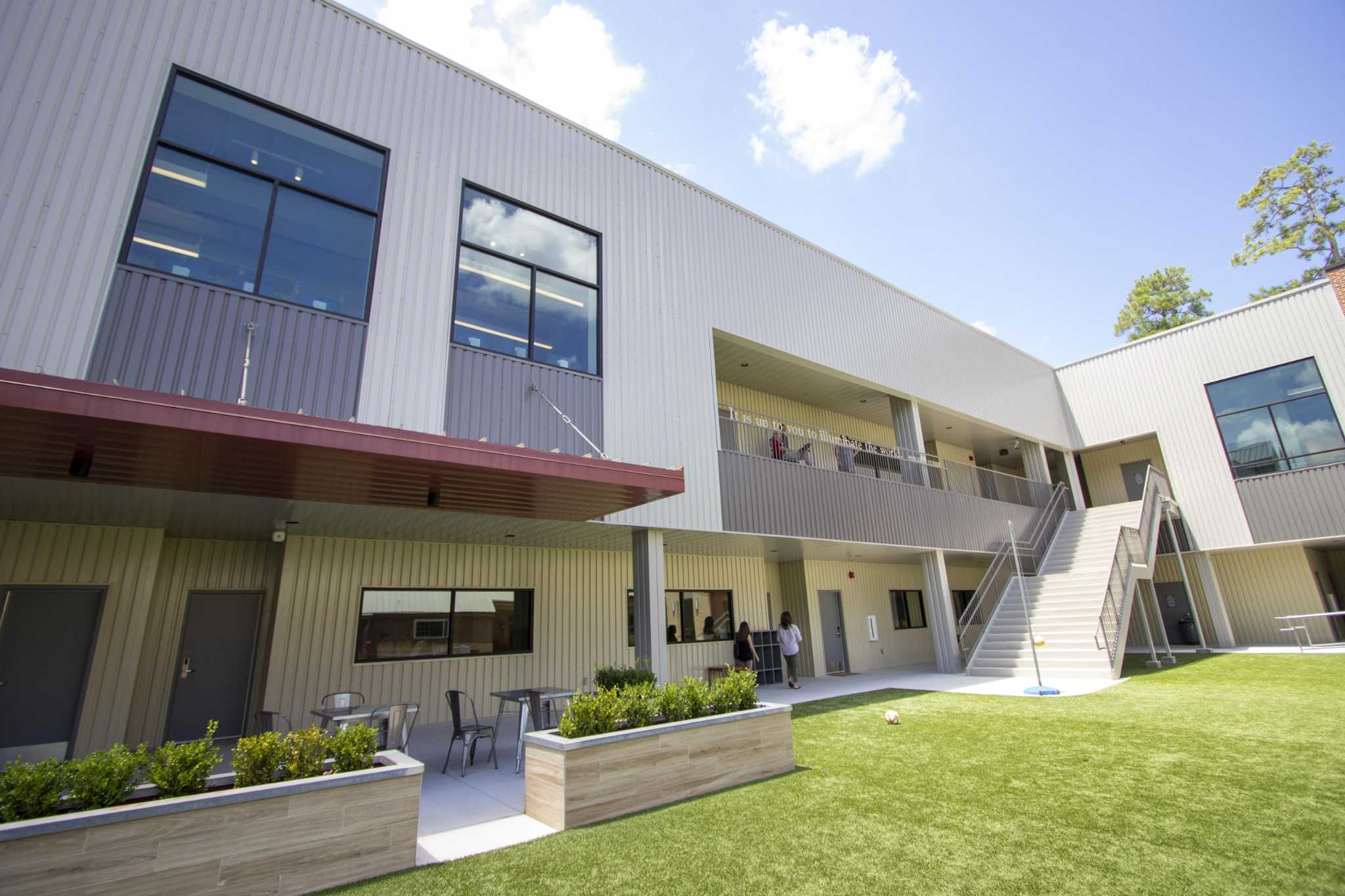 Esprit International Montessori school in The Woodlands celebrates 20th year with new building