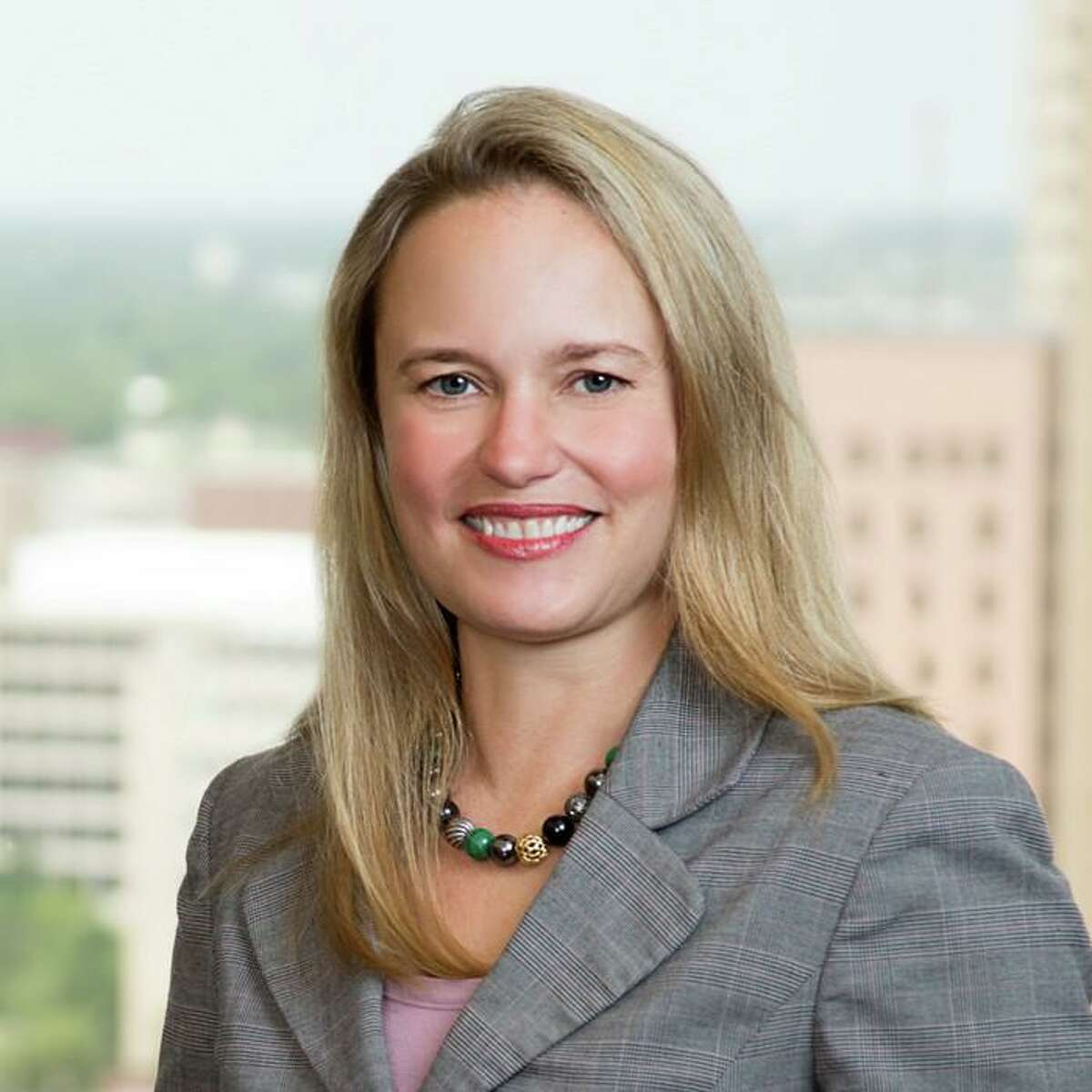 Elizabeth Freeman, a corporate bankruptcy law partner at Jackson Walker in Houston