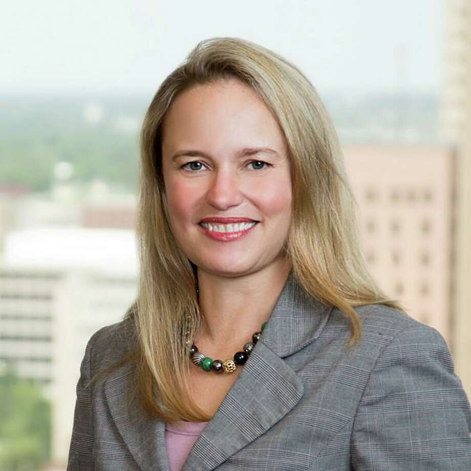 Elizabeth Freeman, a corporate bankruptcy law partner at Jackson Walker in Houston Photo: Courtesy Photo / Courtesy Photo / Copyright 2018, Gittings