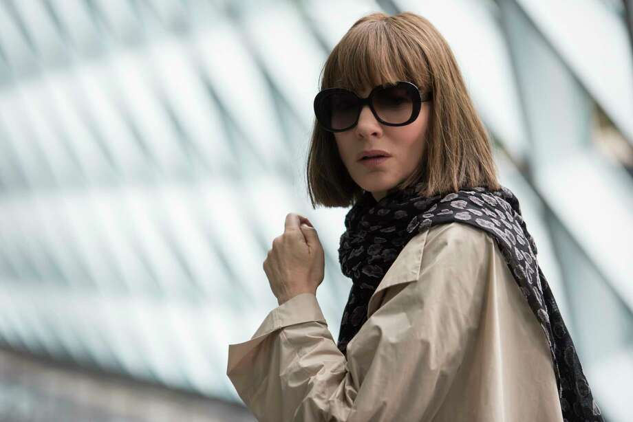 """This image provided by Annapurna Pictures shows Cate Blanchett as Bernadette Fox in Richard Linklater's """"Where'd You Go, Bernadette,"""" an Annapurna Pictures release. (Wilson Webb/Annapurna Pictures via AP) Photo: Wilson Webb / © 2019 ANNAPURNA PICTURES, LLC. All Rights Reserved"""