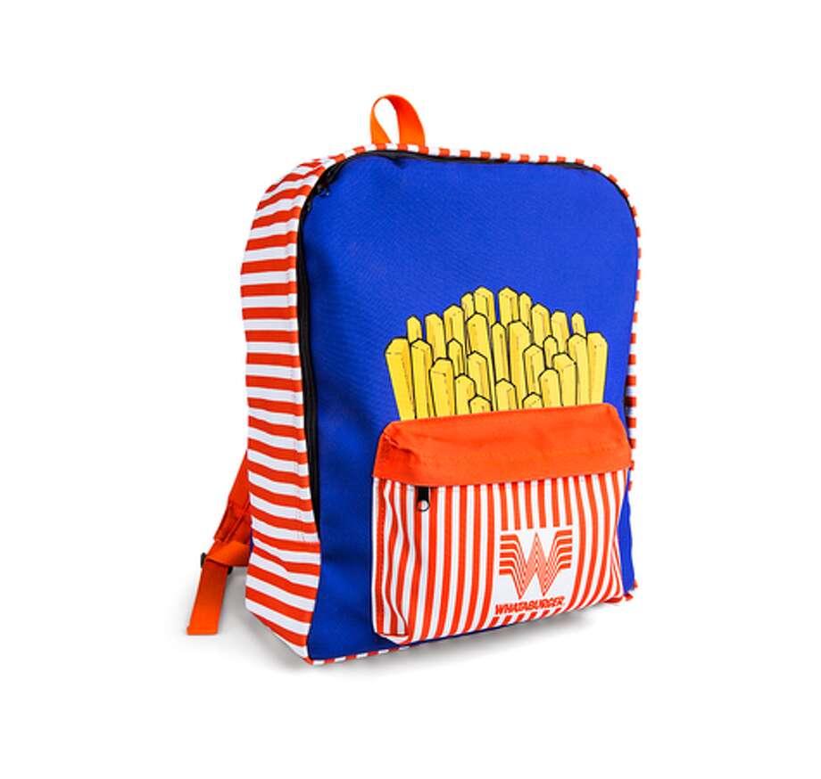 Fry Backpack - $39.99 Photo: Courtesy, Whataburger