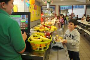 Humble ISD offers free or low priced meals to students in need. Freelance photo by Jerry Baker