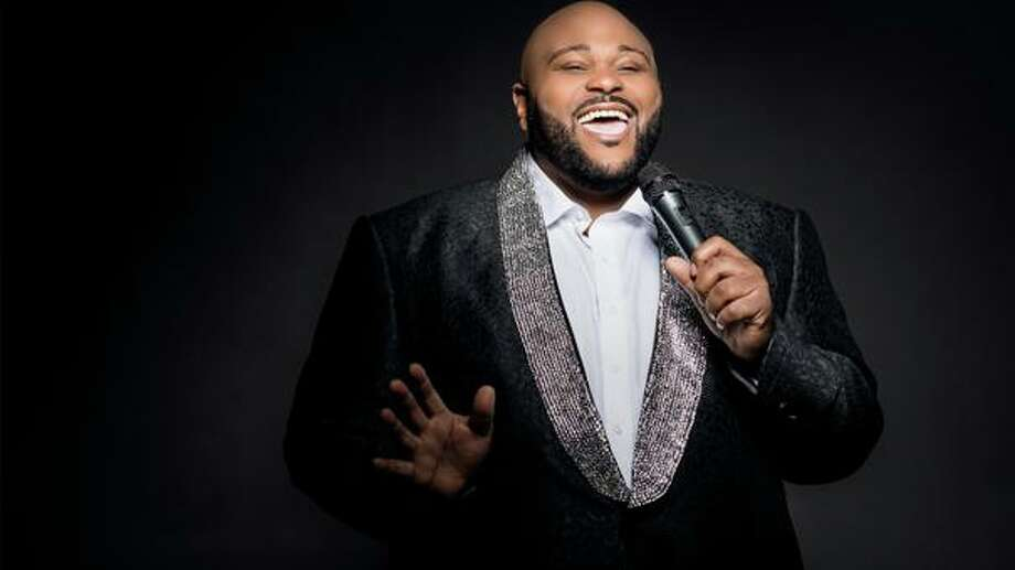 Ruben Studdard will sing the songs of Luther Vandross at Infinity Hall in Hartford. Photo: Infinity Hall / Contributed Photo