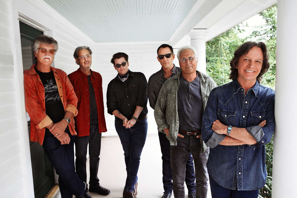 Roots music legends the Nitty Gritty Dirt Band will play the Cohoes Music Hall on Wednesday, Oct. 9, 2019.