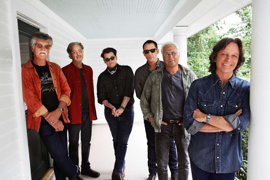 Roots music legends the Nitty Gritty Dirt Band will play the Cohoes Music Hall on Wednesday, Oct. 9, 2019. Photo: Glen Rose