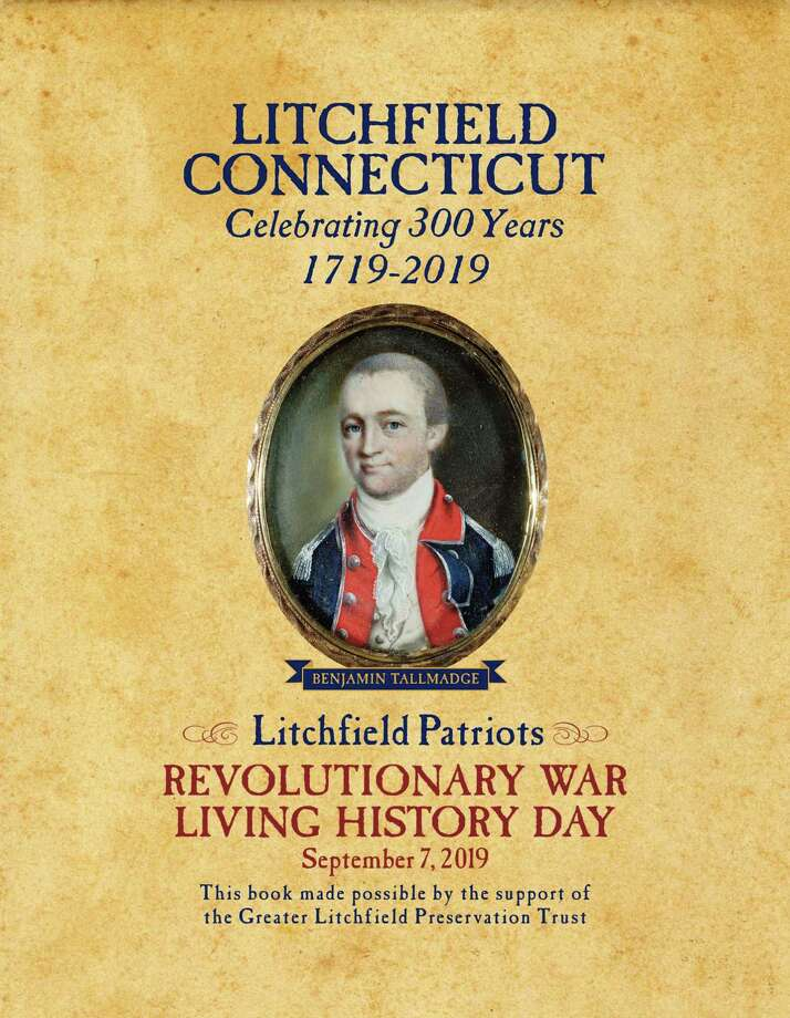 The Greater Litchfield Preservation Trust recently published a book to mark the town's 300th anniversary, which will be celebrated with a living history day on Sept. 7. Photo: Contributed Photo