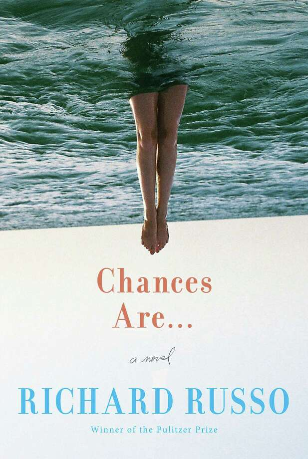 "Cover art for Richard Russo's ""Chances Are..."" (Provided, Alfred A. Knopf) Photo: Provided By Alfred A. Knopf"