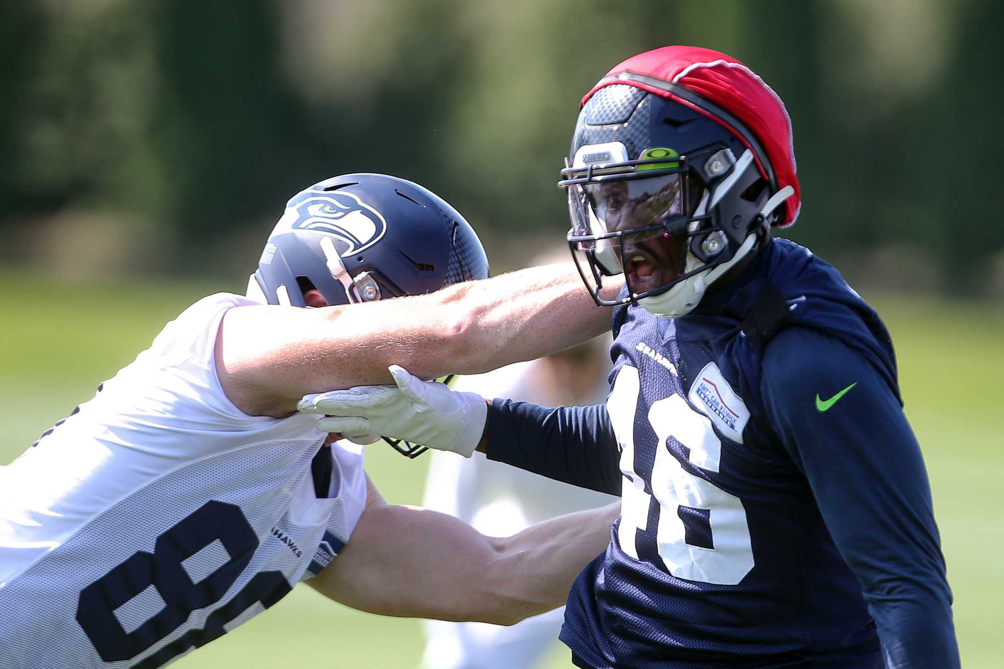 Who's that Seahawk? Q&A with linebacker Jawuan Johnson
