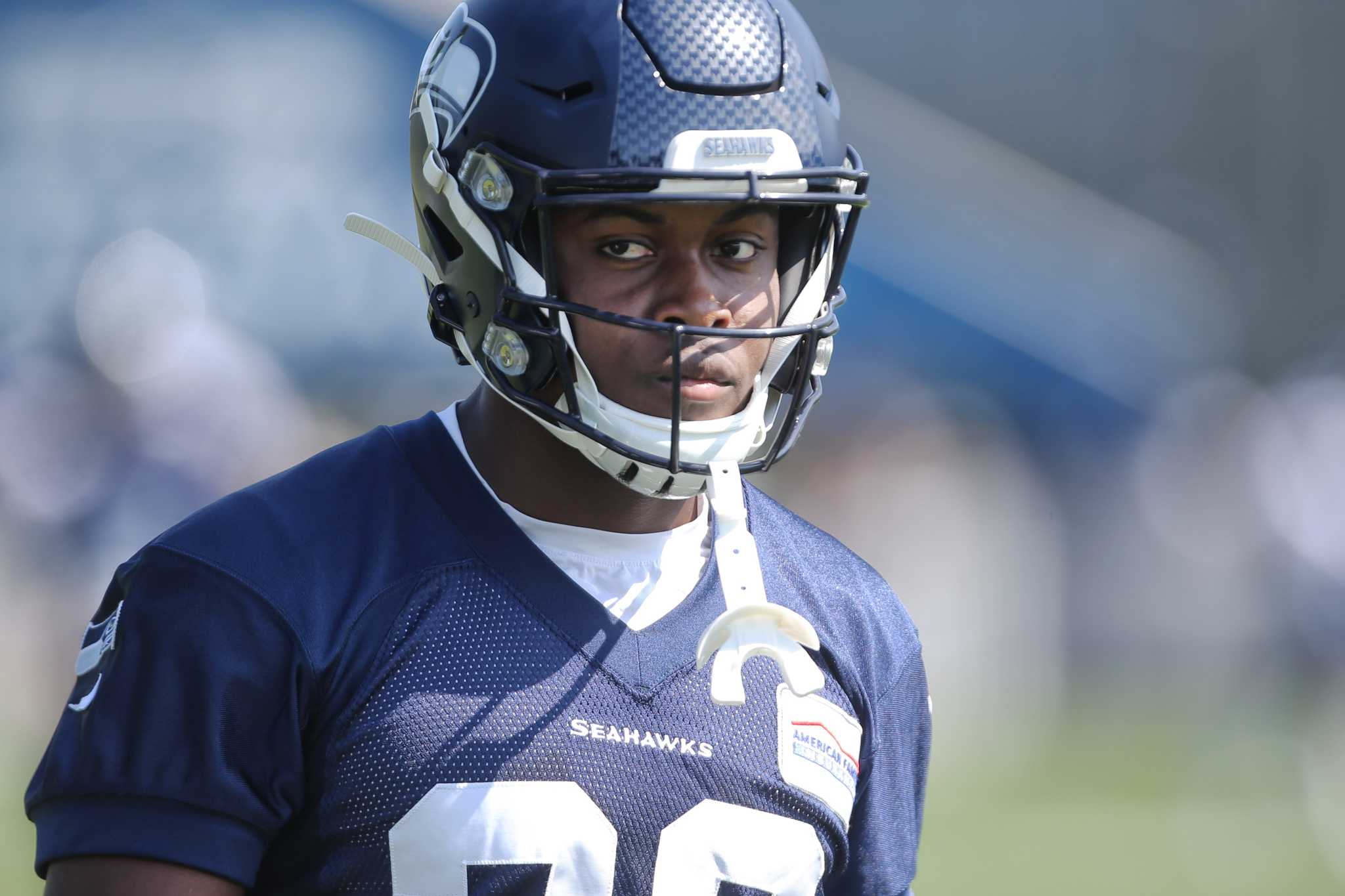 online retailer 4f165 8af23 Nigerian roots at core of motivation for Seahawks rookie DB ...