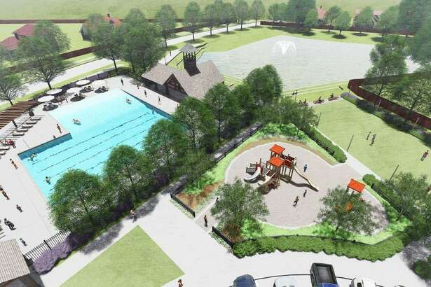 Homes in Polo Ranch start in the high $100,000s, according to Century Communities.