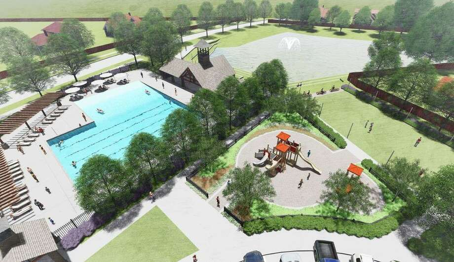 Homes in Polo Ranch start in the high $100,000s, according to Century Communities. Photo: Century Communities