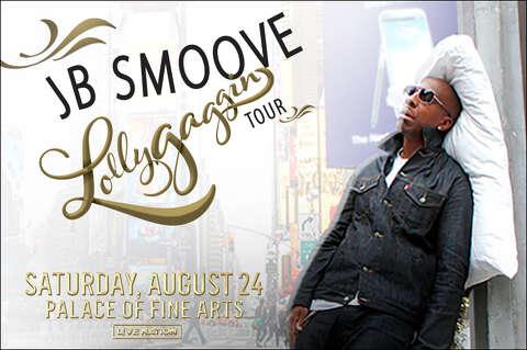 JB Smoove - Lollygaggin Tour