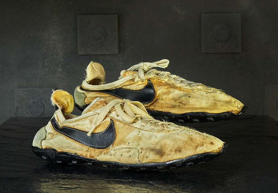 Nike track shoes used in 1972 Olympic trials sell for $50,000