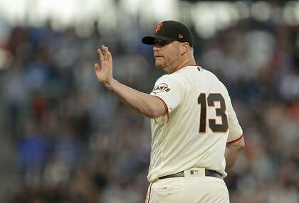 Giants closer Will Smith by the numbers: Something freaky is happening