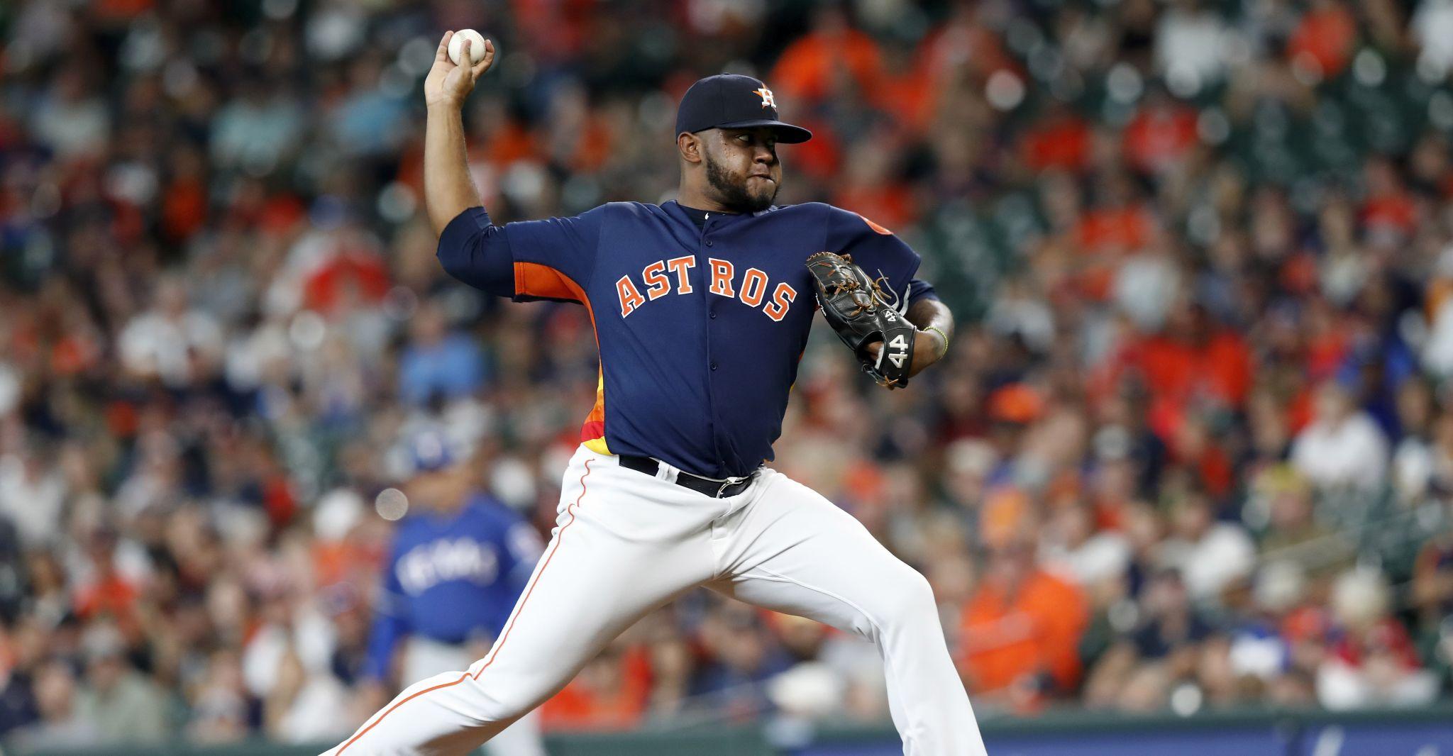 Astros' Saturday starter still to be determined