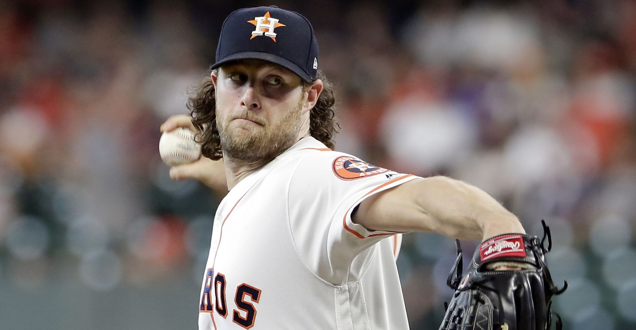 Astros hopeful Gerrit Cole won't miss another turn in rotation