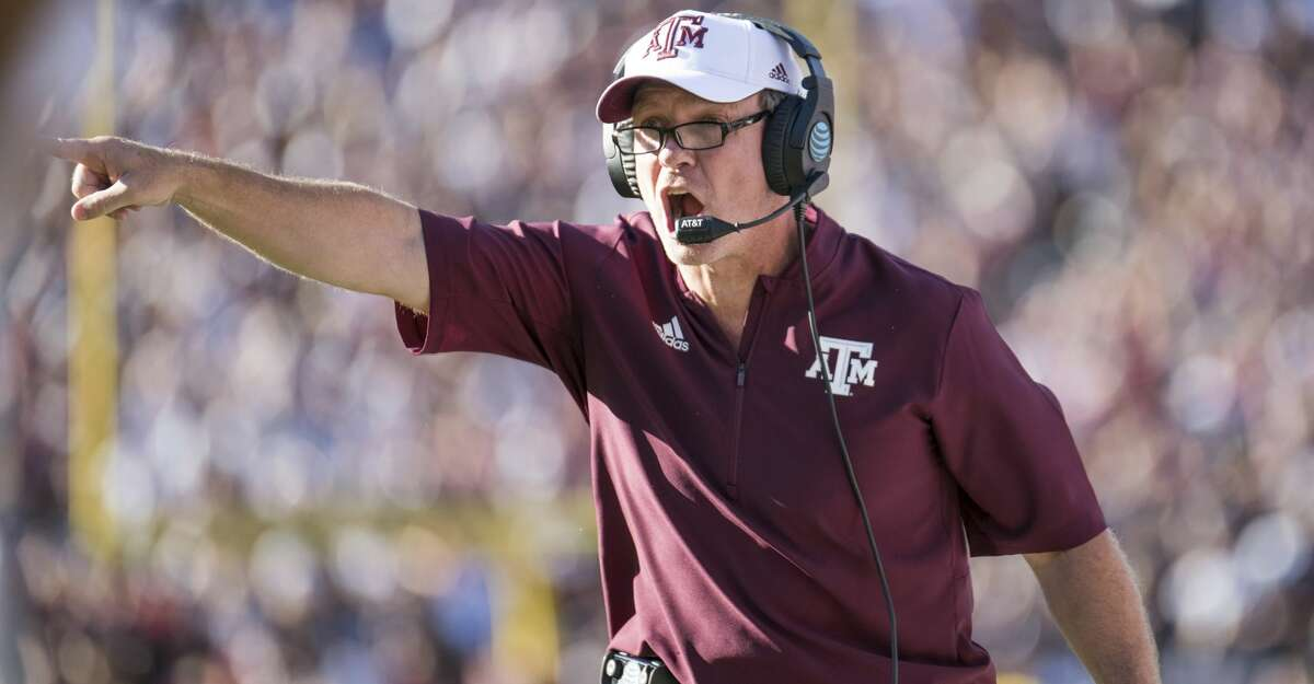 The Aggies are confident Jimbo Fisher is pointing them in the right direction.