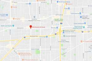 Houston police responded to a fatal crash Thursday night in the 6000 block of Beverly Hill Street. Multiple media outlets reported an underage driver ran over a man and his dog.