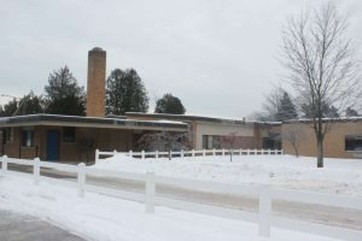 IN NEED OF SUPPORT: Crystal Lake Elementary is one of several aging buildings in the district that combine to form a long list of building and grounds projects for the district.