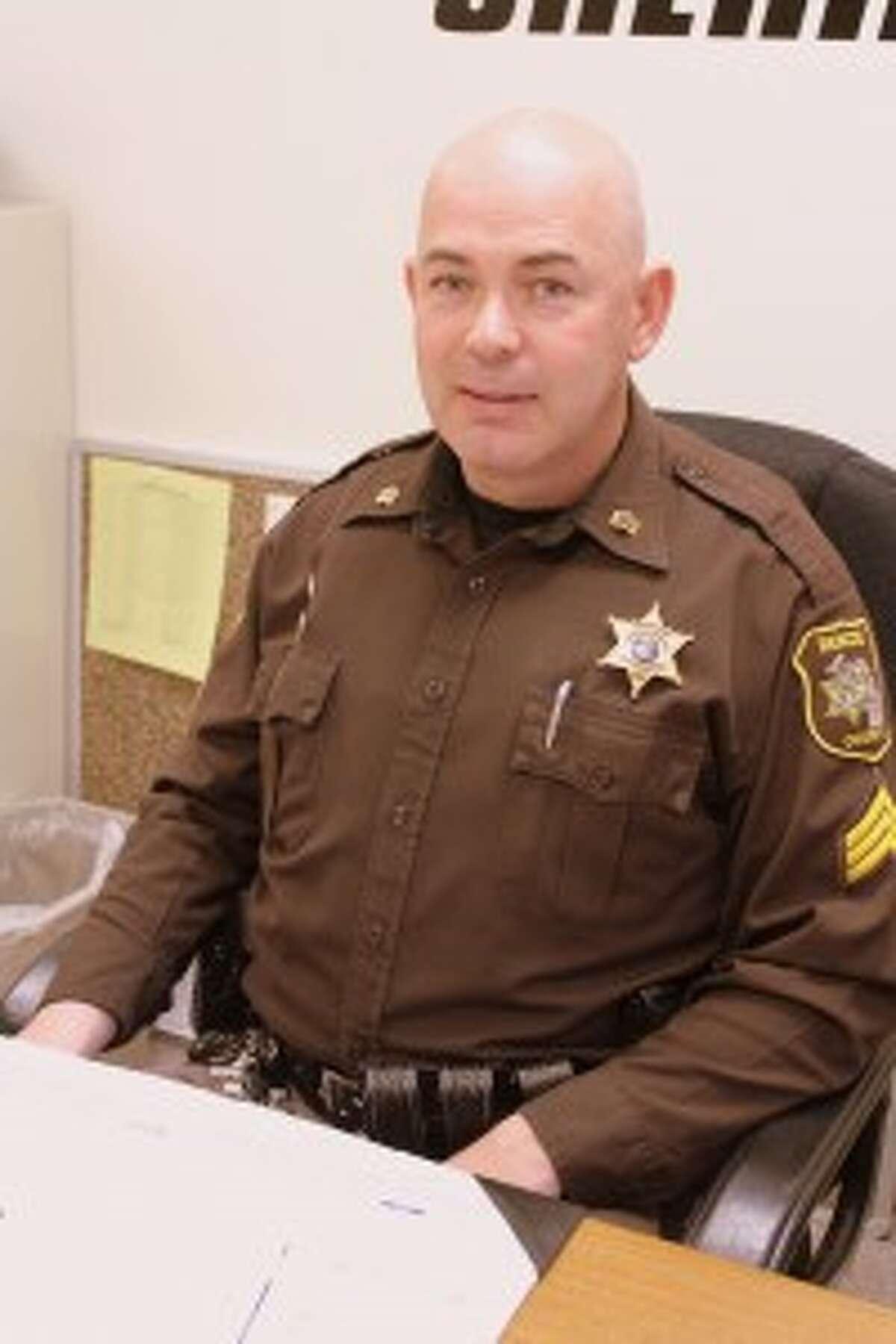 Sgt. Ken Fallowfield
