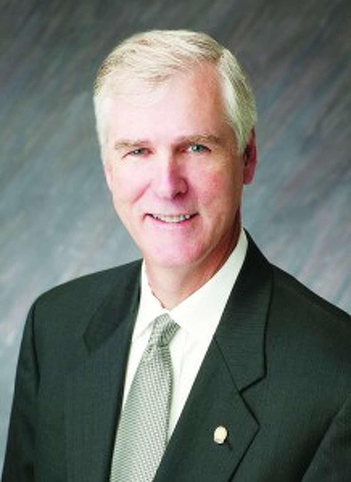 Jim Austin: Administrator for Paul Olive Memorial Hospital. (Courtesy Photo)