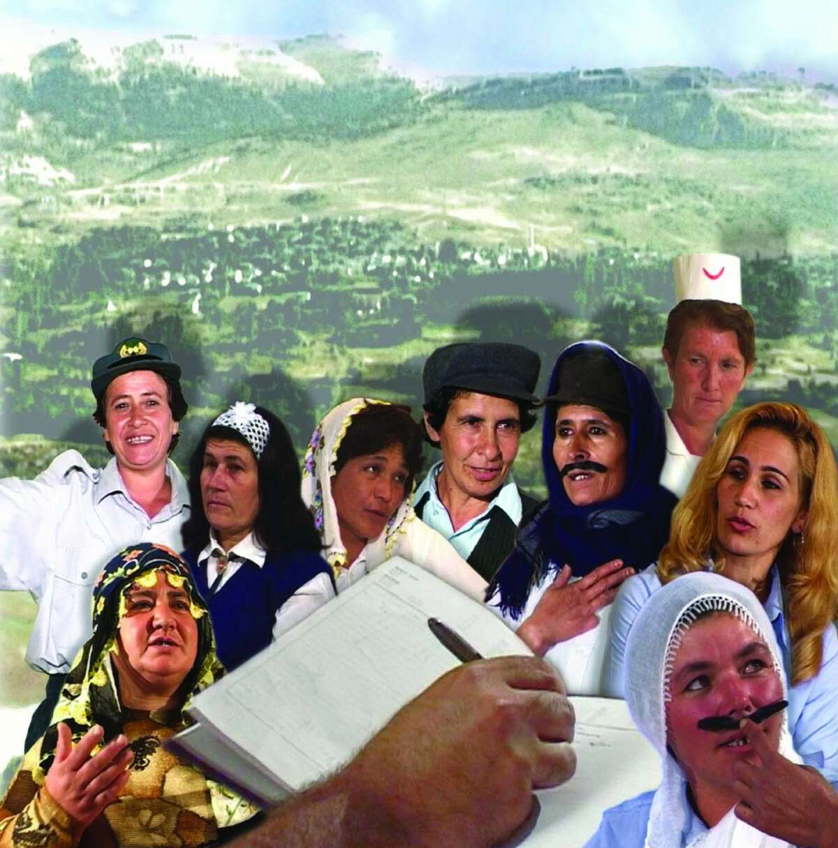 """International Women's Day: Nine women from Turkey play themselves in a foreign film called """"The Play"""", which tells the story of their lives in a mountain village. The movie is being shown as part of Women's History Month, and a celebration of International Women's Day. (Courtesy Photo)"""