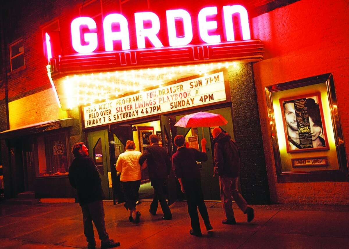 Garden Theater: The whole community showed support at the Garden Theater, proud about their native son making it big. The event raised over $4,700 for the FEAS music program. (Photo/Brian Confer)