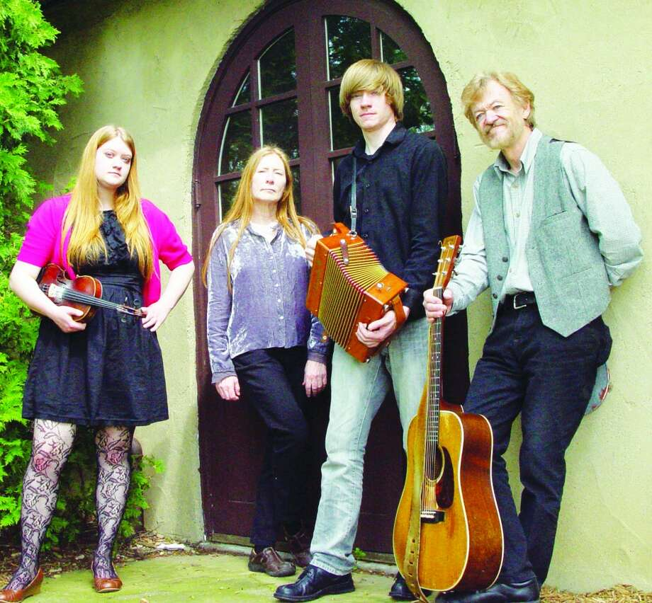 BRINGING IRELAND TO BENZIE COUNTY: Finvarra's Wren will be performing at the Mills Community House in Benzonia on Saturday, March 2 at 7:30 p.m. A family quartet, they will perform a variety of reels, jigs and stories.