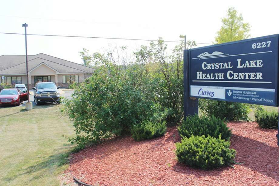 CONNECTING PATIENTS: Blue Cross Blue Shield of Michigan has designated Crystal Lake Clinic Patient Center in Benzie County, one of several Crystal Lake Clinic locations, a patient-centered medical home. (Photo/Colin Merry)