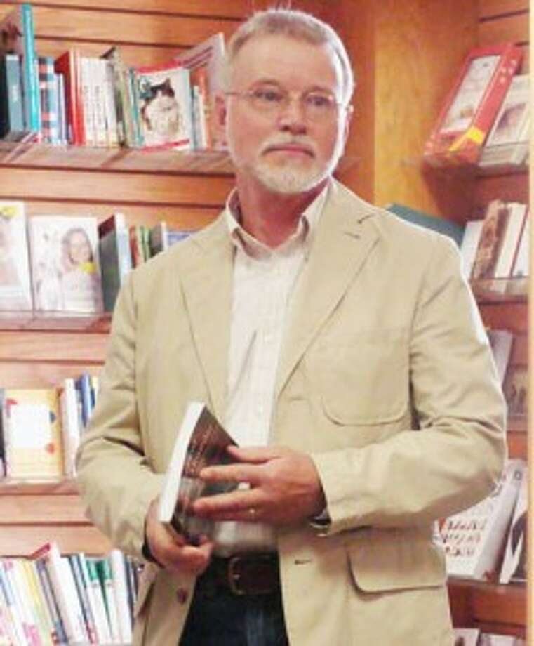"""THE STORY: Frank Slaughter will discuss the history behind his latest Civil War novel, """"Echos of Distant Thunder,"""" at the next Benzonia Academy Lecture Series event. (Courtesy photo)"""