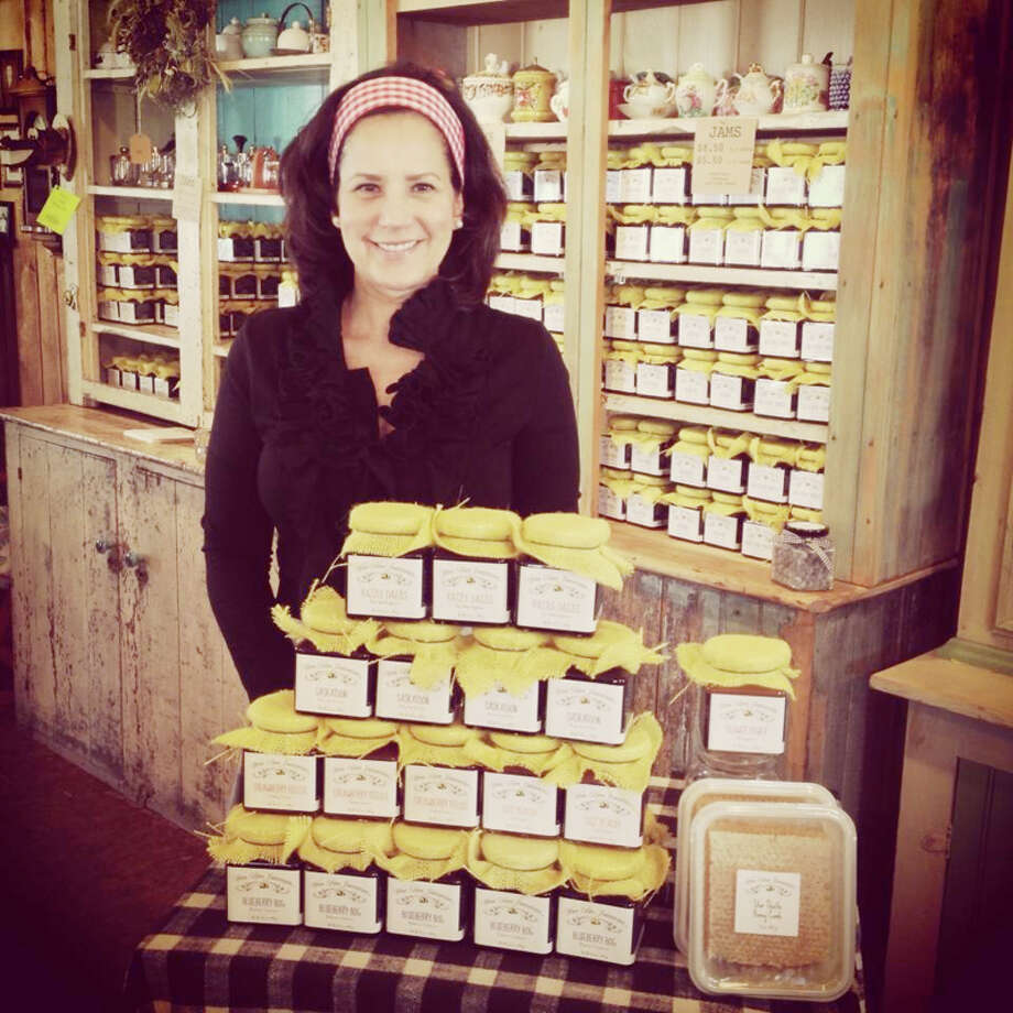 HOW WE DID IT: Simone Scarpace, founder of Wee Bee Jammin', will discuss how she started her business at the first of a series of eight classes on how to start and operate small businesses held by Grow Benzie. (Courtesy Photo)