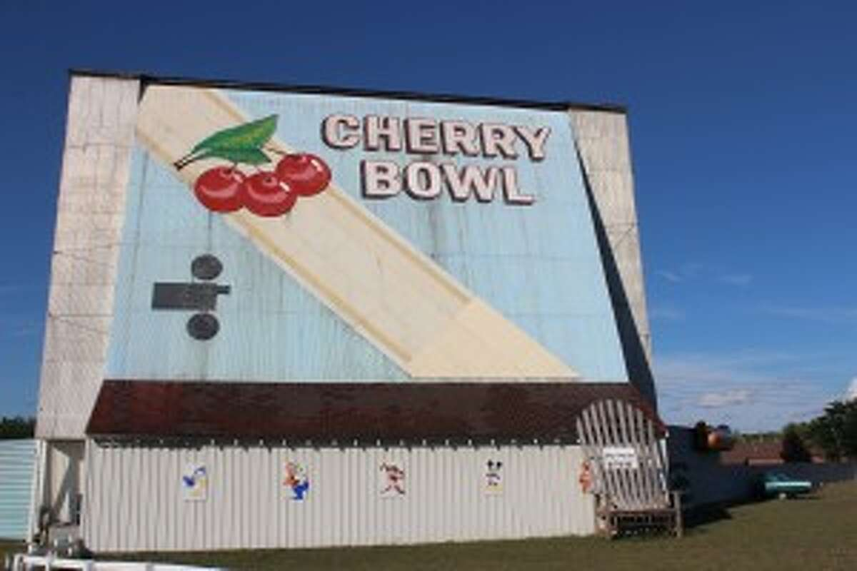 The Cherry Bowl Drive-In