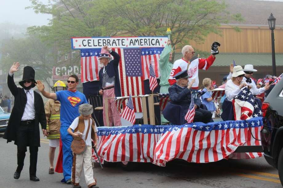 CELEBRATING THE FOURTH: Frankfort's Fourth of July celebrations will go on all day in town, featuring events, a festival and parade down main street. (Photos/Colin Merry)
