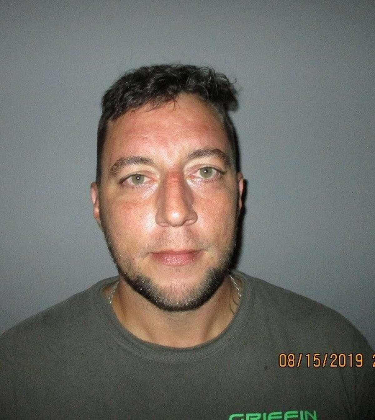 John Reckner (Photo courtesy of the Stillwater Police Department)