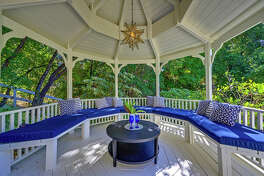 Actress Niecy Nash is asking $1.249 million for her Bell Canyon home, which sits on about three-quarters of an acre. Besides the four-bedroom main house, the property features a swimming pool, a gezebo and ample patio space. A blanket of mature landscaping engulfs the 3,217-square-foot house. (Richard Horn)