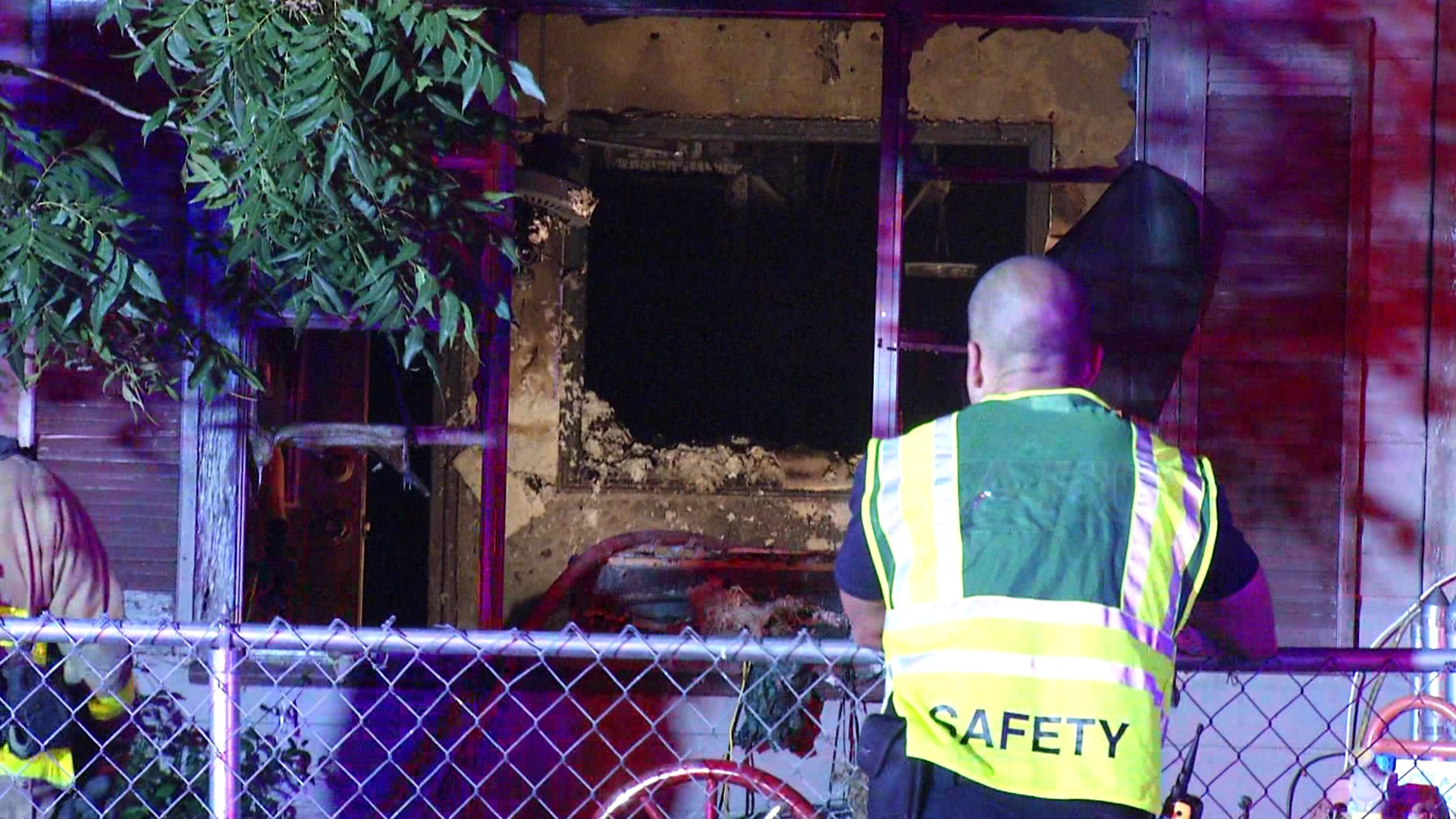 Firefighters return to San Antonio home after fire rekindles