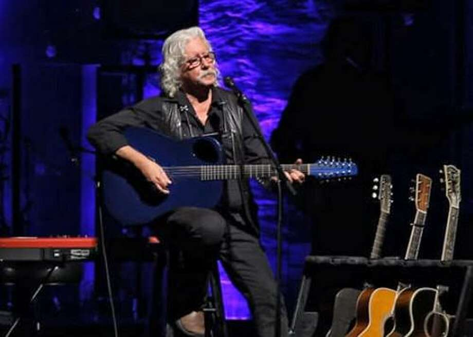Arlo Guthrie Photo: Milford Performance Center / Contributed Photo