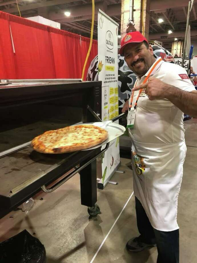 In November 2018 RC Gallegos was offered a spot on the US Pizza Team (USPT). Along with 18 other competitors competing in 55 categories, the USPT traveled to Parma, Italy, to compete in the 28th edition of the World Pizza Championship April 9-11. Only 2 members of the elite US Team are from Texas and RC Gallegos, RC'S NYC Pizza & Pasta, is the only representative from the Greater Houston area. Photo: Courtesy Photo