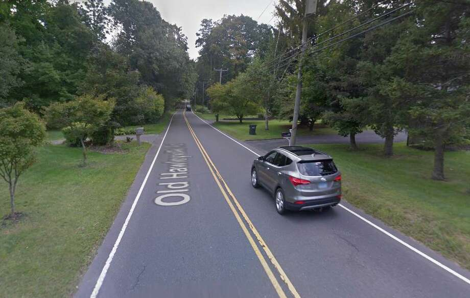 The area of 136 Old Hawleyville Road in Bethel. Photo: Google Maps / Google