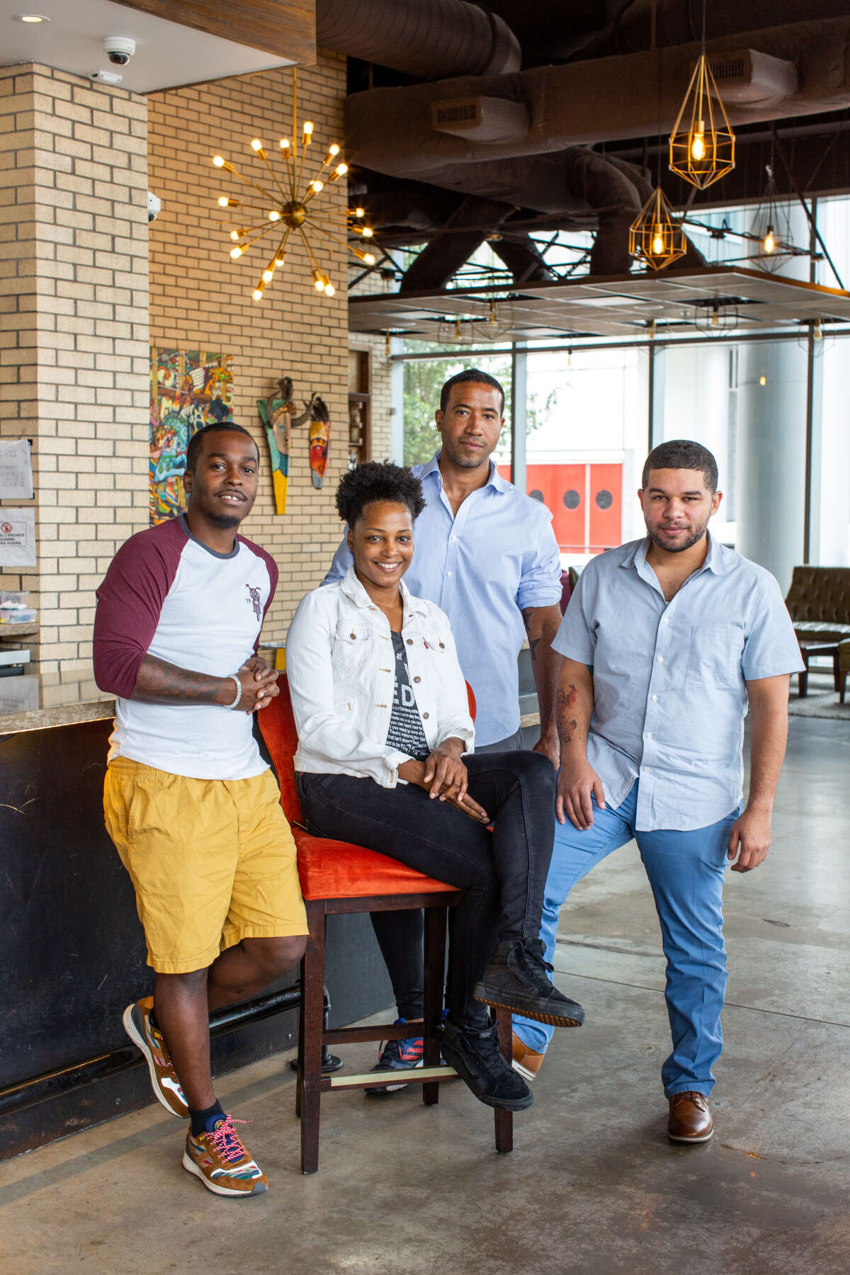 Four Houston chefs are collaborating on a dinner series aimed at bringing awareness to food deserts in Houston (areas where there is minimal access to fresh food markets or commercial grocery stores). The project is called Food Apartheid Dinner Series (FADS), and will kick off Sept. 4. Chefs include Jonny Rhodes of Indigo, Dawn Burrell of Kulture, Chris Williams of Lucille's and Dominick Lee of Poitin.