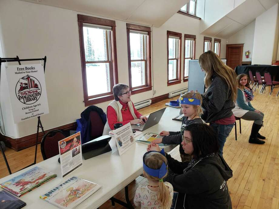 Families sign up for Dolly Parton's Imagination Library. (Courtesy photo)