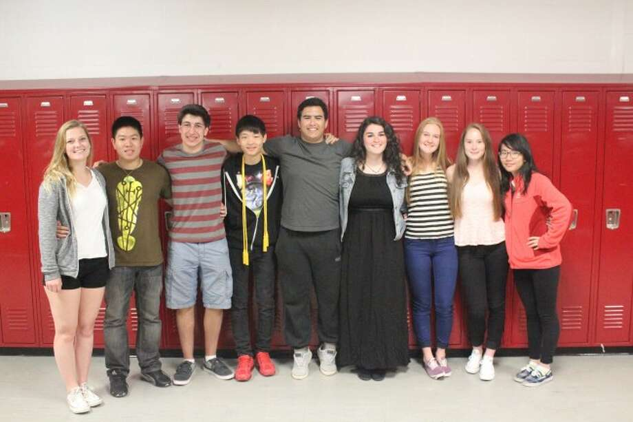 THE WORLD IN BENZIE: The exchange students who attended Benzie Central High School last year came from all around the world, including Europe, Asia and South America. (File photo)