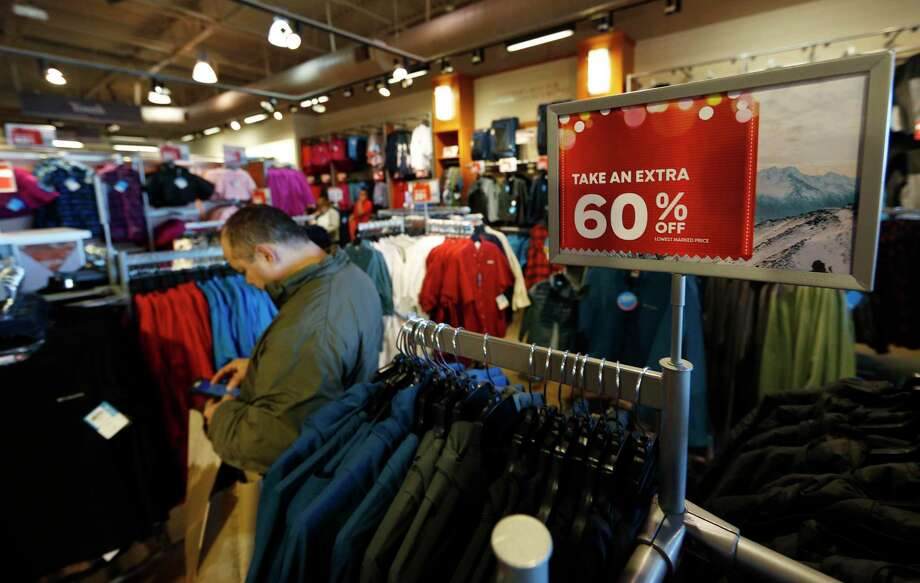 Connecticut shoppers may take advantage of sales-tax-free week, Aug. 18-24. Photo: David Zalubowski / Associated Press / Copyright 2018 The Associated Press. All rights reserved.